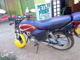 Hlx 125 well maintained bike