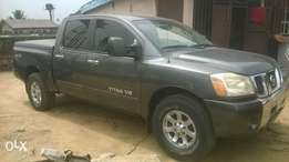 2007 Nissan Titan first body..extremely clean