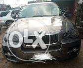 Registered BMW X6