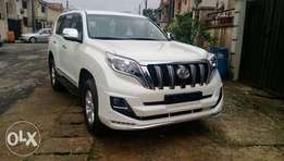 FOR SALE:- Brand New 2017 Toyota Prado TXL edition.
