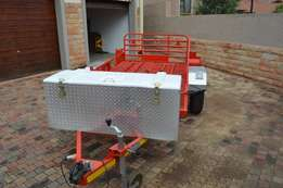 Motor Bike Trailer for sale