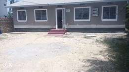 House With 4 Units of one bedroom self-contain In Bamburi Mombasa