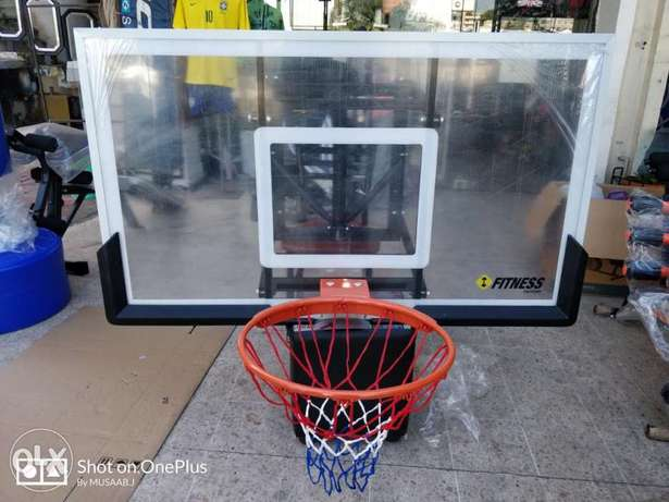 Basketball stand + ball free