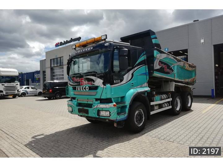 Iveco TRAKKER 500 Active Space, Euro 5 - 2009