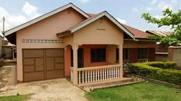 A three bedroom standalone house for rent in Kasangati