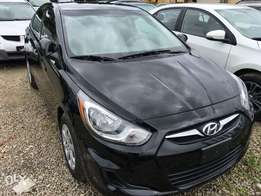 Very clean 2014 Direct Toks American Spec Hyundai Accent in top shape