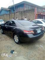 A three months used Toyota muscle camry