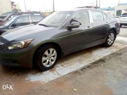 view super clean Honda Accord 2009 model first body nothing to fixe