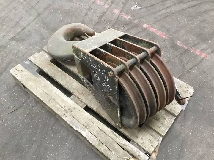 Mtc 21mm-4sheave-