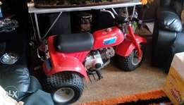 honda 3 wheeler collectors