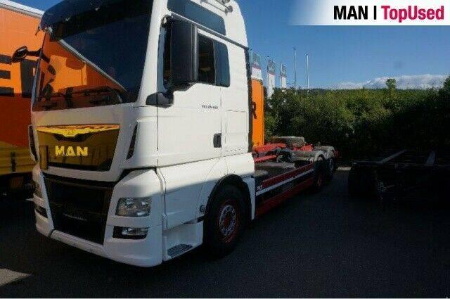 MAN TGX 26.480 6X2-4 BL HIAB Multilift XR 18 S - 2014
