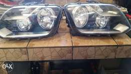 Different head and tail lights for sale