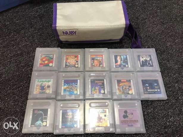 Gameboy Games Excellent Condition from UK Great Deal