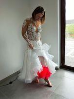 bb53911dd4 Taniec towarzyski zdobiona sukienka do standardu klasy BAS