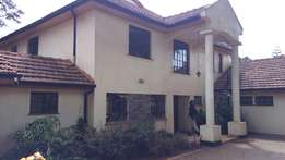 Kyuna:Delightful 4Bedroomed double storey residence for rent.
