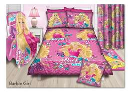 Barbie Girl Single & Double bed Duvet cover
