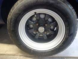 Ford Escort/Capri/Cortina wheels