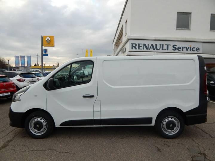 Renault Trafic Kasten L1H1 2,7t dCi 120 - 2019