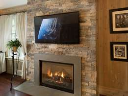 Affordable Quality Granite Fireplaces