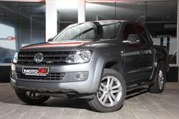 2015 VW Amarok 2.0 BiTDi Highline