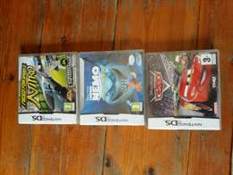 Nintendo DS Lite games