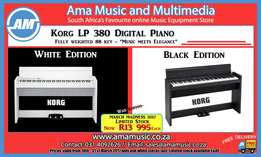 Korg Lp 380 digital piano includes free delivery SA only