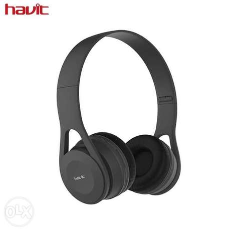 HAVIT H2262D On-Ear Headphones