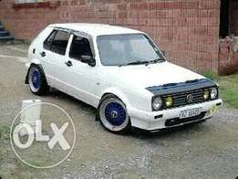 no chances very fast 1.8i mp9 with 17inc bbs brand new tyers