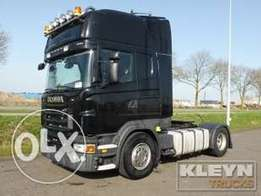 Scania R500 - To be Imported