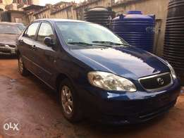 2005 Toyota Corolla LE (Tokunbo) for sale