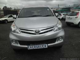 Toyota Avanza 1.5 Sx 2013 Model with 4 Doors, Factory A/C and C/D