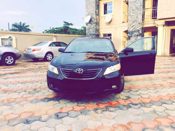 2008 Foreign used Toyota Camry XLE MUSCLE Lekki - image 1