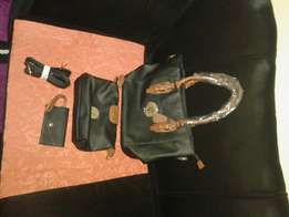 high end 3 piece bags