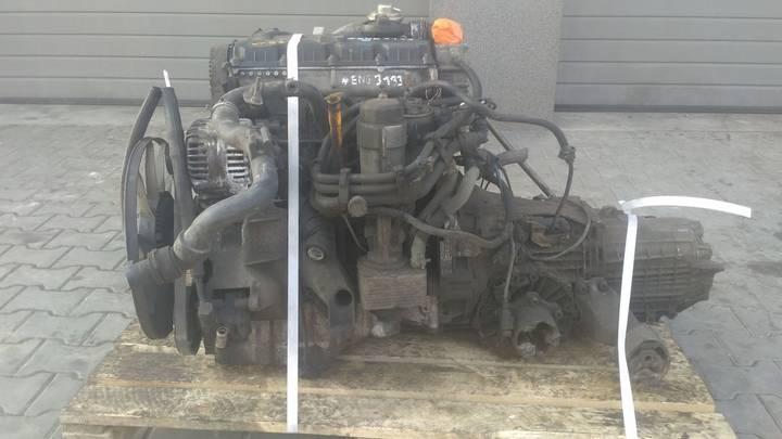 Volkswagen Passat 1.9 Awx Asz Avf Engine For