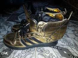 Jeremy Scott Adidas wings