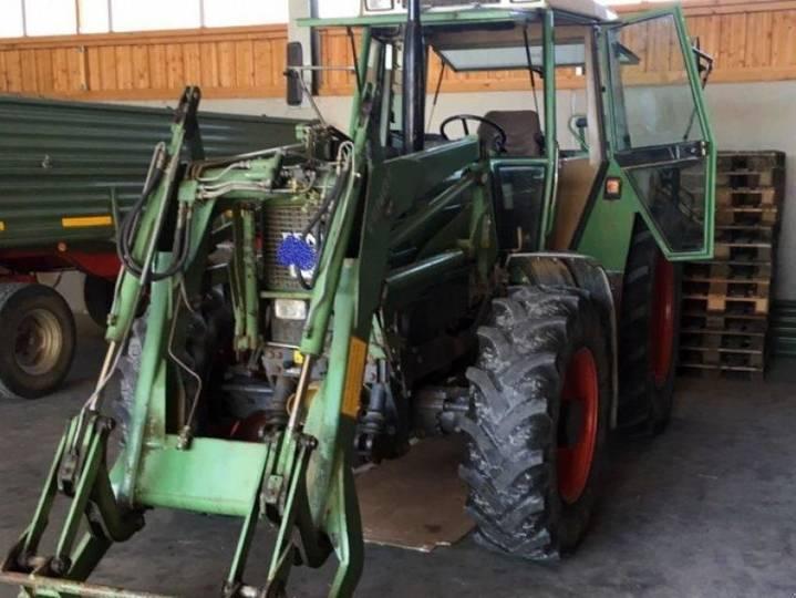 Fendt farmer 310 lsa - guter zustand - - 1993