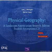 Physical Geography Dvd