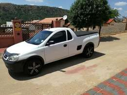 Opel Corsa Utility Bakkie in perfect condition