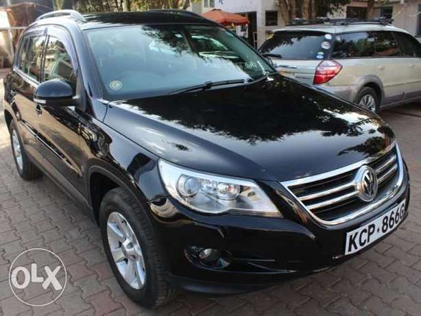 2010 VW Tiguan. Not used locally. Lavington - image 1