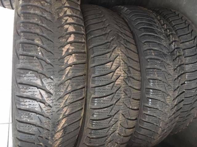 Pirelli goodyear snowcontrol185/65r14
