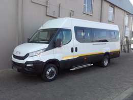 New Iveco Daily 23 Seater!