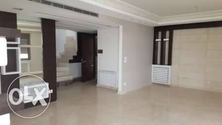 Ballouneh duplex 250m2 + 70m2 terrace - brand new - panoramic view -