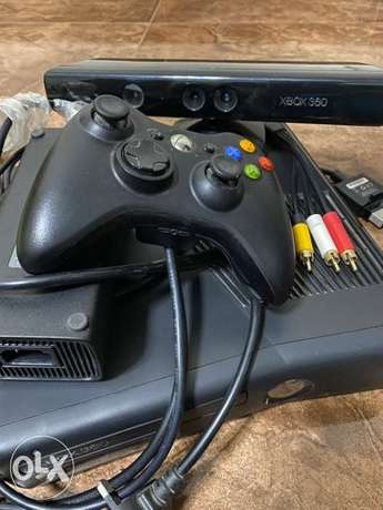 xbox360 250GB with 27 games