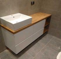 Szafka łazienkowa Wyposażenie łazienki W Piotrków