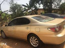 A neatly used Lexus ES 300 is up for sale