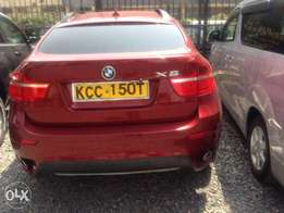 BMW X6 Diesel 2970cc Leather interior 4wd Fully loaded