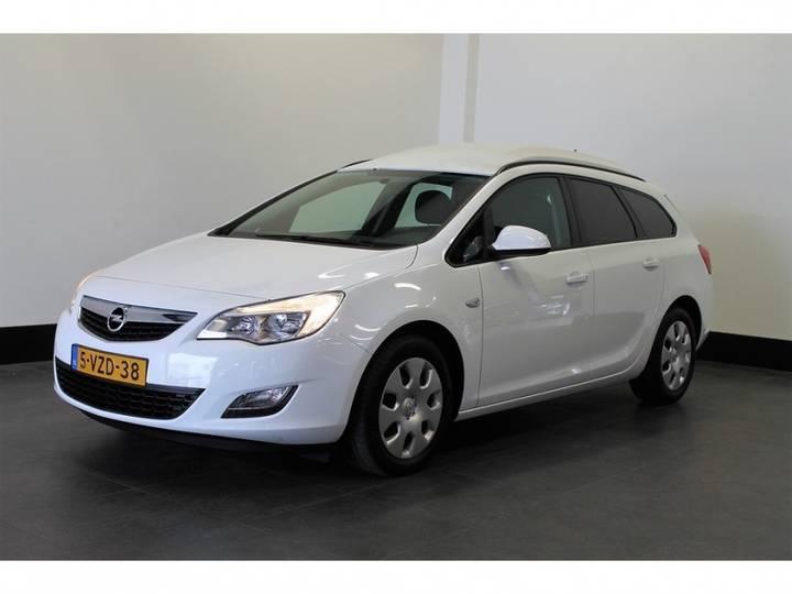 Opel Astra Sports Tourer Van 1.3 Cdti - Airco - Navi - Cruise _ - 2012