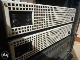 HMAUDIO Amplifier .Selling each at 1.2M