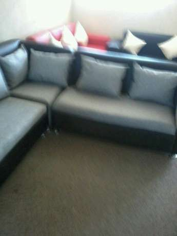Brand new corner lounge suite right at the factory R3500 Strand - image 3