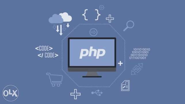 Php programer full stack experince